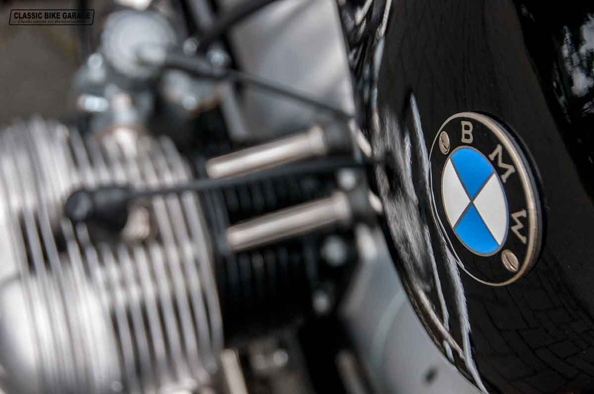 Restauratieproject BMW R50/2