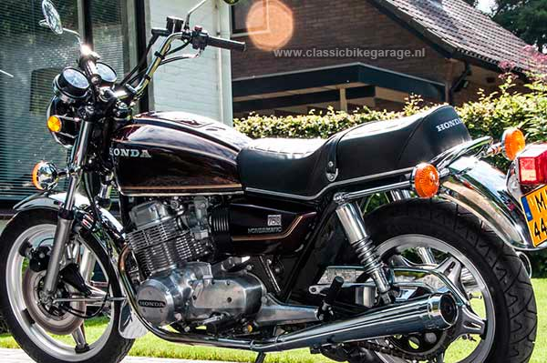 Honda CB750A restaureren of niet?