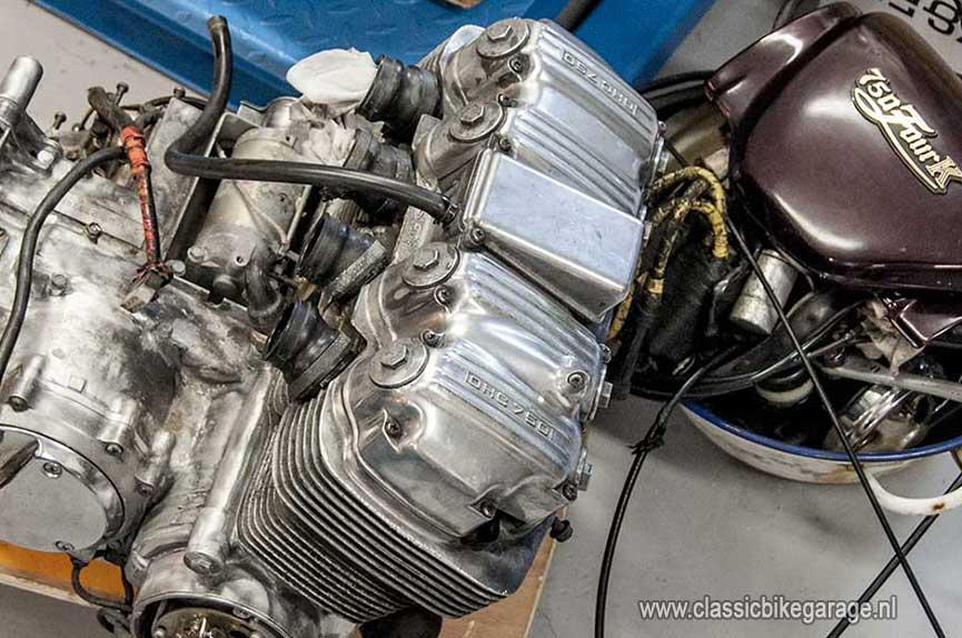 Honda Garage Utrecht : Honda cb 750 uitlaat parksidetraceapartments