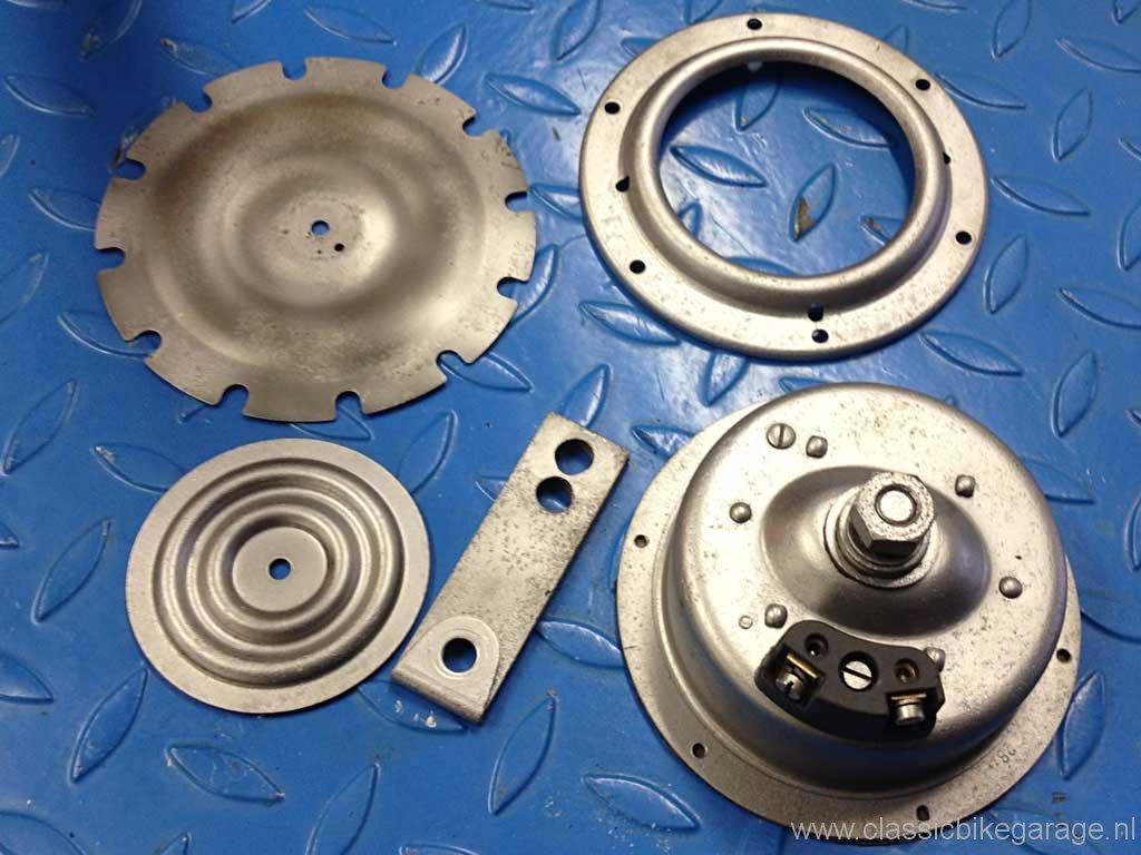 bmw-r51-3-claxon-onderdelen-gestraald