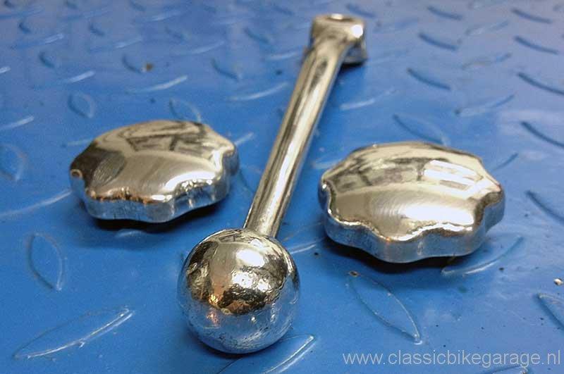bmw-r51-3-versnellingshendel-en-vorkpootknoppen-weer-nieuw