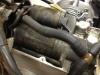 12 - De startmotor van de BMW R80/7 bij demontage