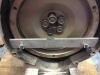 8 - Zelfgemaakt gereedschap om het BMW R80/7 vliegwiel te demonteren