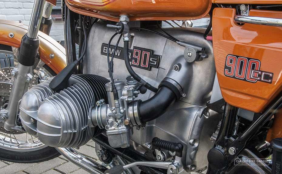 BMW R90s linker cilinder
