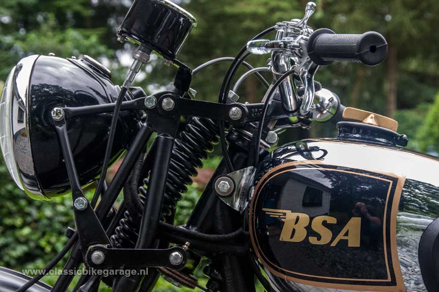 BSA-M20-koplamp