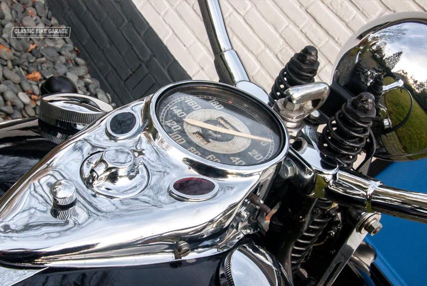 Harley-Davidson-WLA-kilometerteller