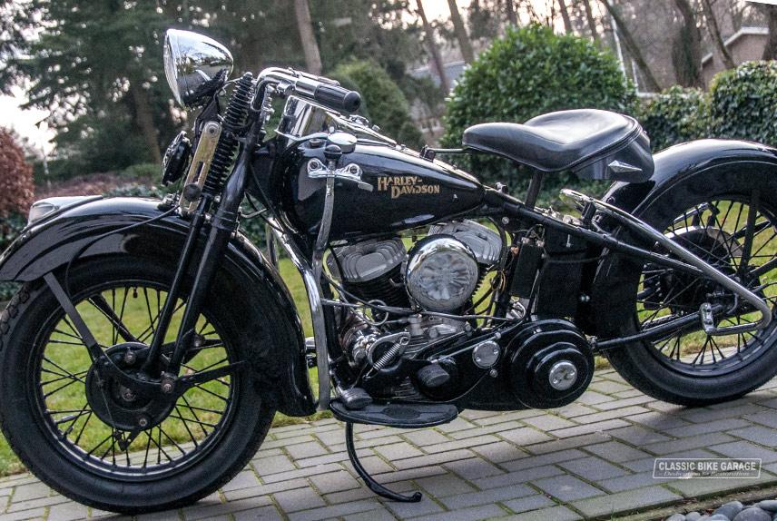 Harley-Davidson-WLA-linkerzijde
