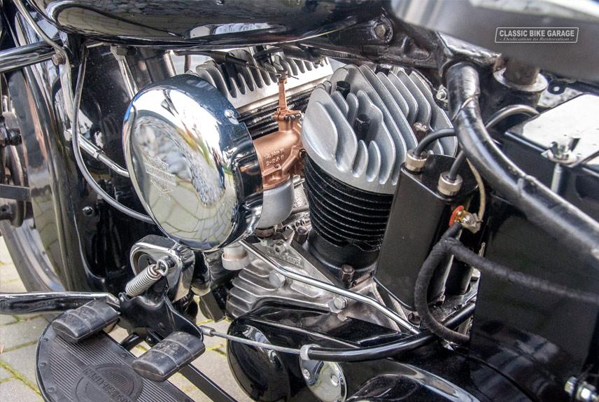 Harley-Davidson-WLA-motorblok-links
