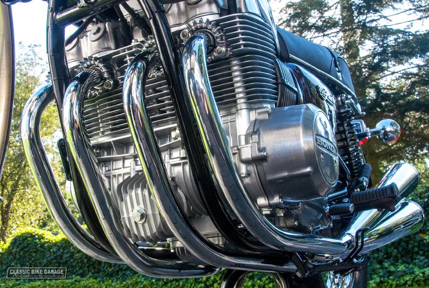 Honda-CB750K7-motorblok-voor
