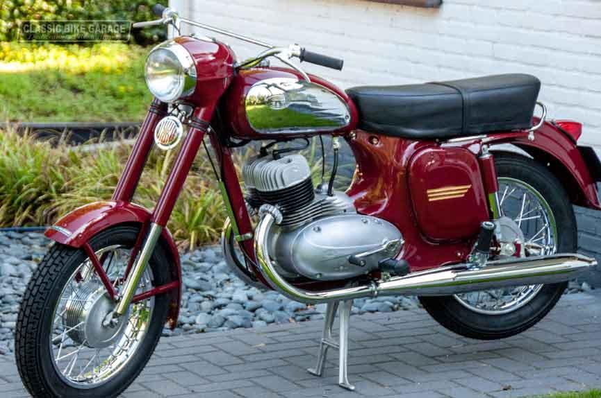 Jawa-350-links
