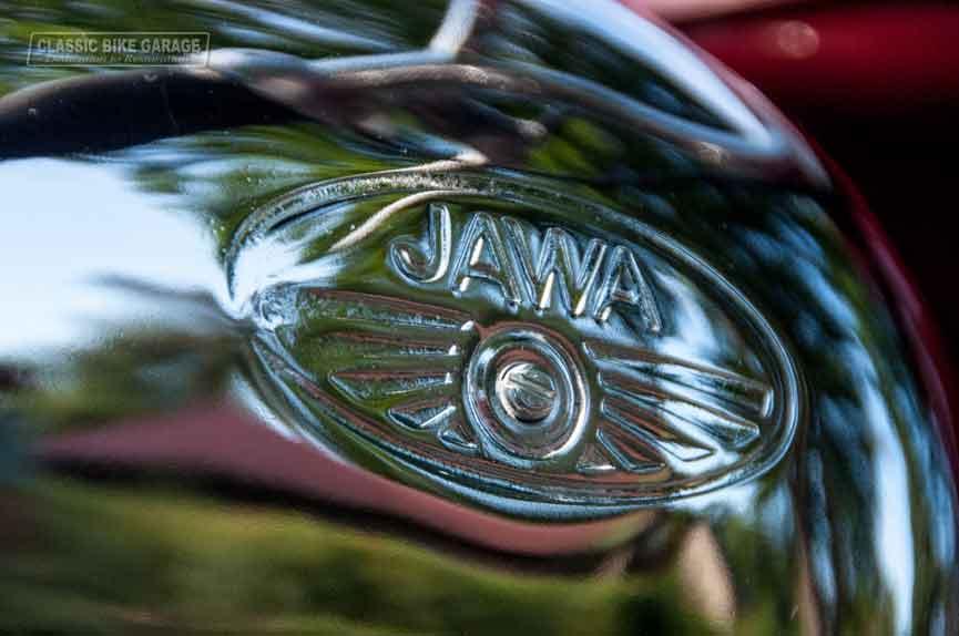 Jawa-350-tankembleem