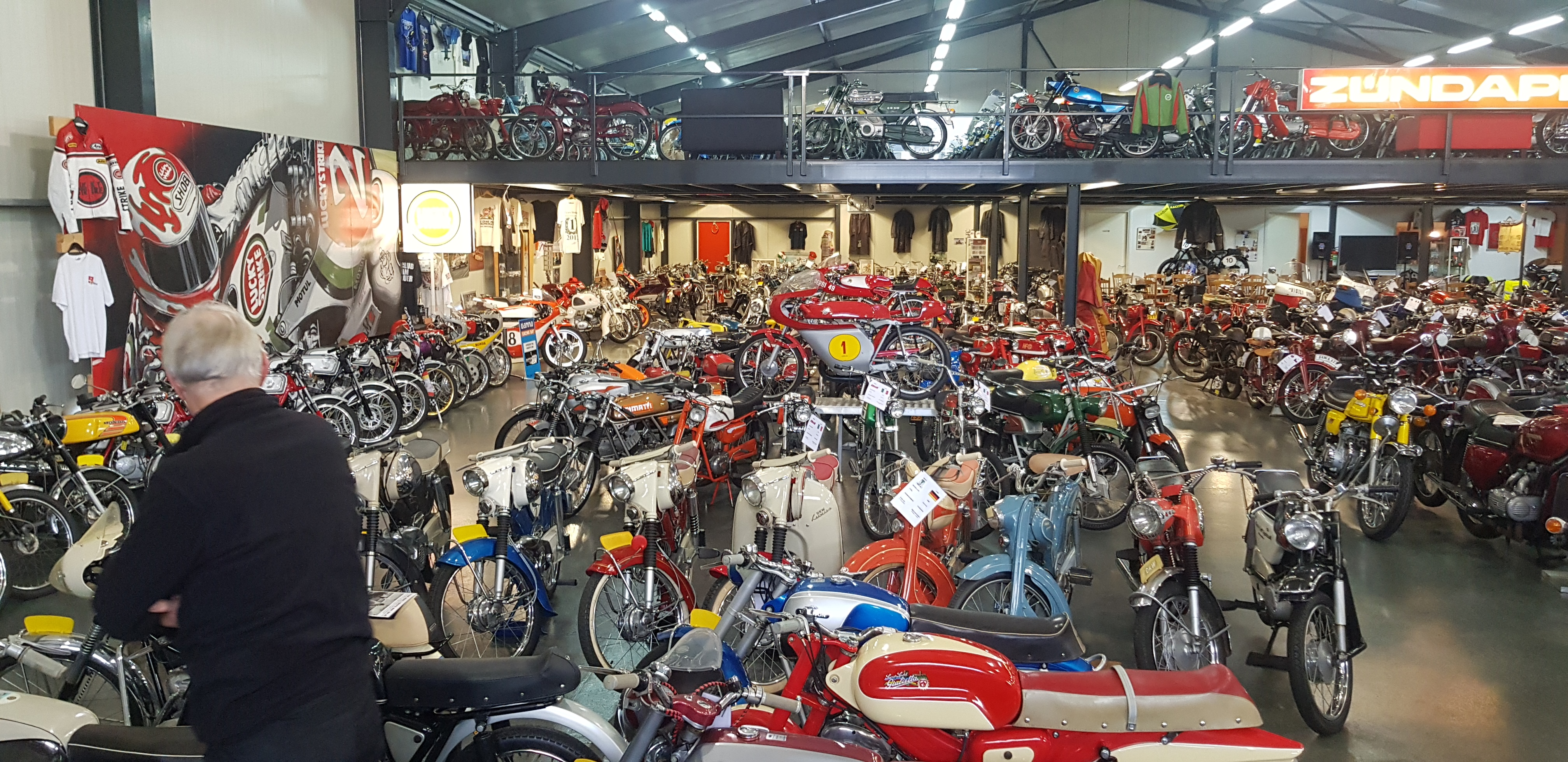 Brommer- en motormuseum Wigchers - Schoonoord-