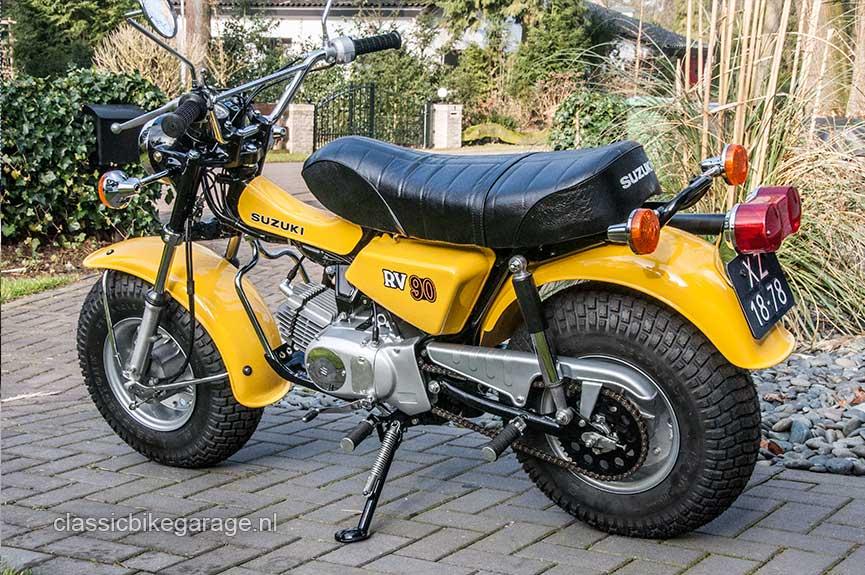 Suzuki-RV90-totaal-links-na
