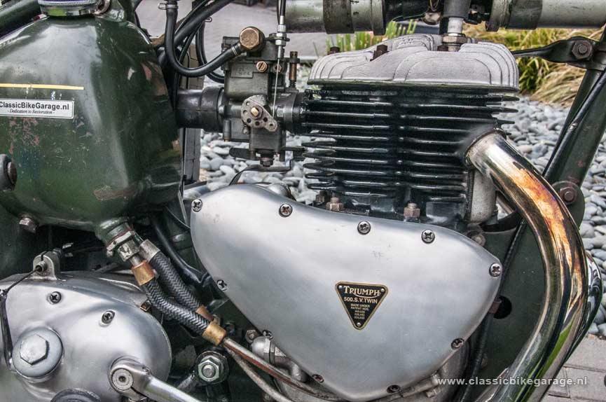 S2 Triumph-TRW500-motorblok